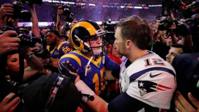 Photo of Super Bowl LIII: los New England Patriots derrotaron a Los Ángeles Rams y son campeones de la NFL