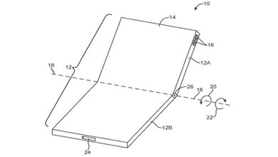 Photo of Apple solicitó patentar un celular iPhone plegable