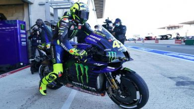Photo of Rossi vuelve a pista