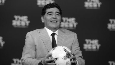 Photo of Murió Diego Armando Maradona