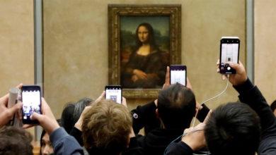 Photo of ¿Cuánto cuesta una selfie con la Gioconda? El turismo del arte marca récords de público y taquilla