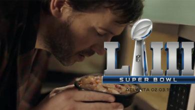 Photo of Censuran anuncio sobre la adicción a la «comida porno» para el Super Bowl LIII