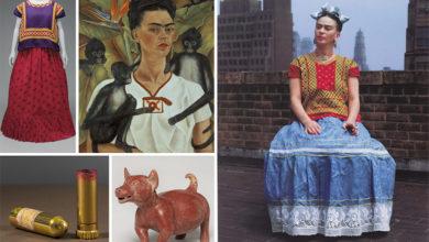 Photo of Pintora, creadora de una marca, sobreviviente: los distintos rostros de Frida Kahlo