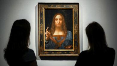 Photo of El cuadro más caro de la historia se encuentra en paradero desconocido