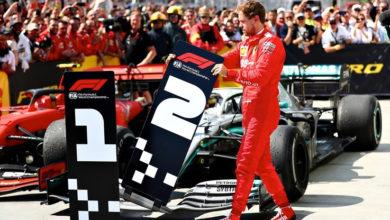 Photo of Hamilton ganó el GP de Canadá por una sanción a Vettel y el alemán estalló de furia