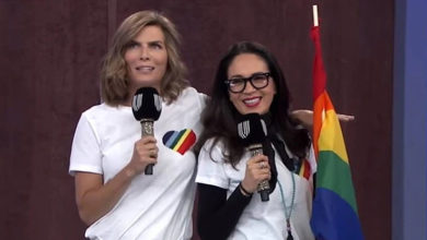 Photo of Presentadoras mexicanas se declararon gay durante las celebraciones LGBTIQ+