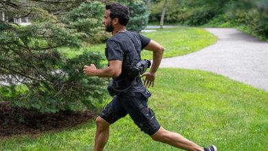 Photo of Exotraje robótico ayuda a su portador a caminar y correr