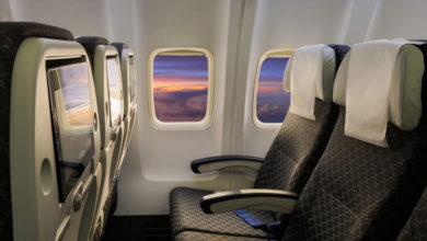 Photo of ¿Cuál es el asiento más seguro en un avión comercial?