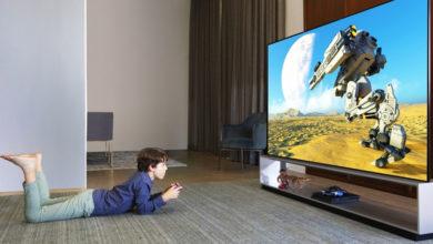 Photo of Televisores enrollables y potenciados por inteligencia artificial