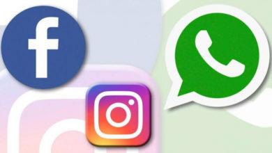 Photo of Facebook, WhatsApp e Instagram sufrieron caída a nivel mundial