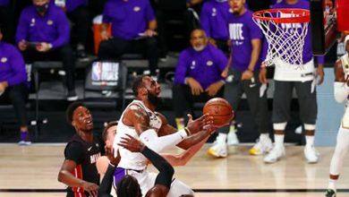 Photo of Los Ángeles Lakers vencieron a Miami Heat y se consagraron campeones de la NBA
