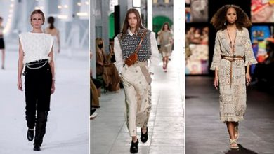 Photo of Toda la vanguardia del Paris Fashion Week, en fotos