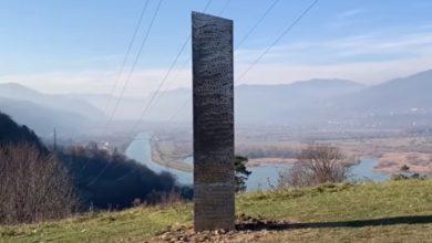 Photo of Tras la desaparición del extraño monolito en Utah, aparecieron otros en California y en Rumania