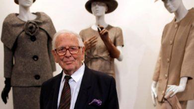 Photo of Murió el diseñador francés Pierre Cardin