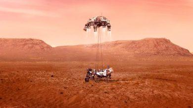 Photo of El rover Perseverance de la NASA aterrizó con éxito en la superficie de Marte