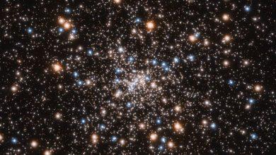 Photo of Un agujero negro supermasivo fue encontrado vagando misteriosamente por el espacio