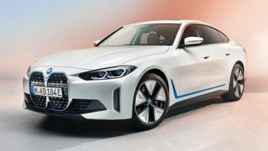 Photo of BMW i4: el primer sedán 100% eléctrico del fabricante alemán llega con 530 CV y 600 km de autonomía