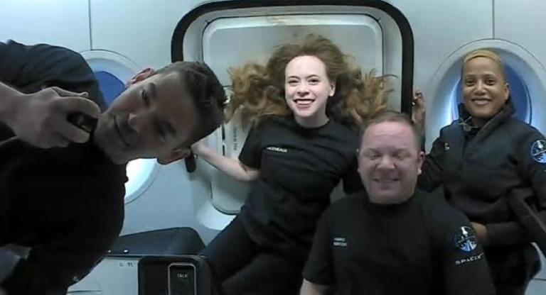 Photo of Regresan a la Tierra los turistas del espacio   «Comienza una nueva era espacial», dice SpaceX