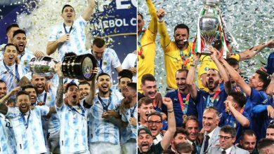 Photo of Argentina enfrentará a Italia en un duelo de campeones de la Copa América y la Eurocopa