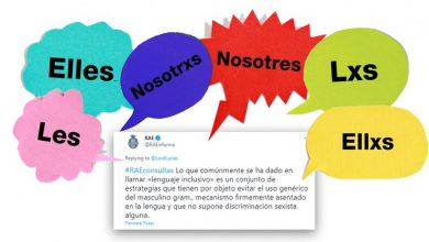 """Photo of La RAE volvió a manifestarse en contra del lenguaje inclusivo: """"El uso de la letra x es innecesario e impronunciable"""""""